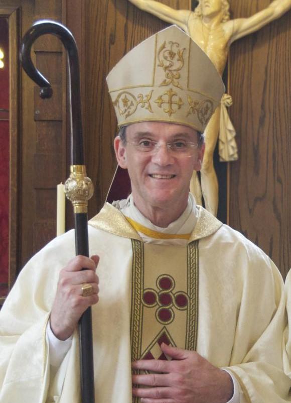 Bishop John Arnold