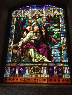 St Roche window