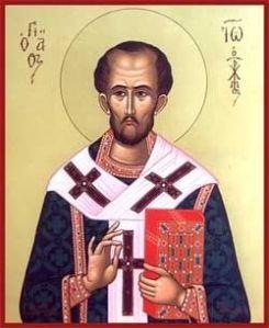 John Chrysostum