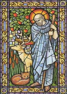 Saints Who Loved Animals |